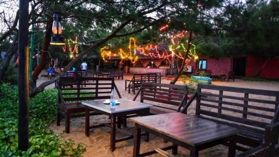 Konark Resort  Lotus Eco Beach Resort  Best Resort in Konark 3