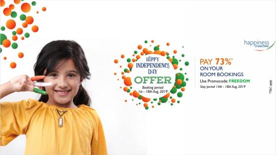 Sarovar independence-day-offer Aug-2019 Webside-banner