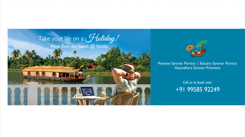 Web banner - Kerala