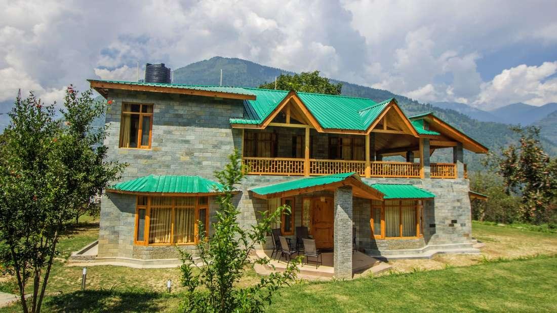 Baragarh Villa Kullu Baragarh Villa and Farm Kullu Himchal Pradesh