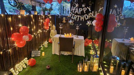 Candle Light Dinner Date in Mumbai
