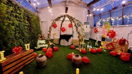 Dome Private Candle Light Dinner Mumbai