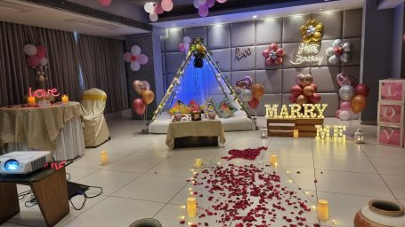Marriage Proposal Setup in Mumbai