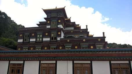 Ranka Monaestery Summit Namnang Courtyard Spa Gangtok