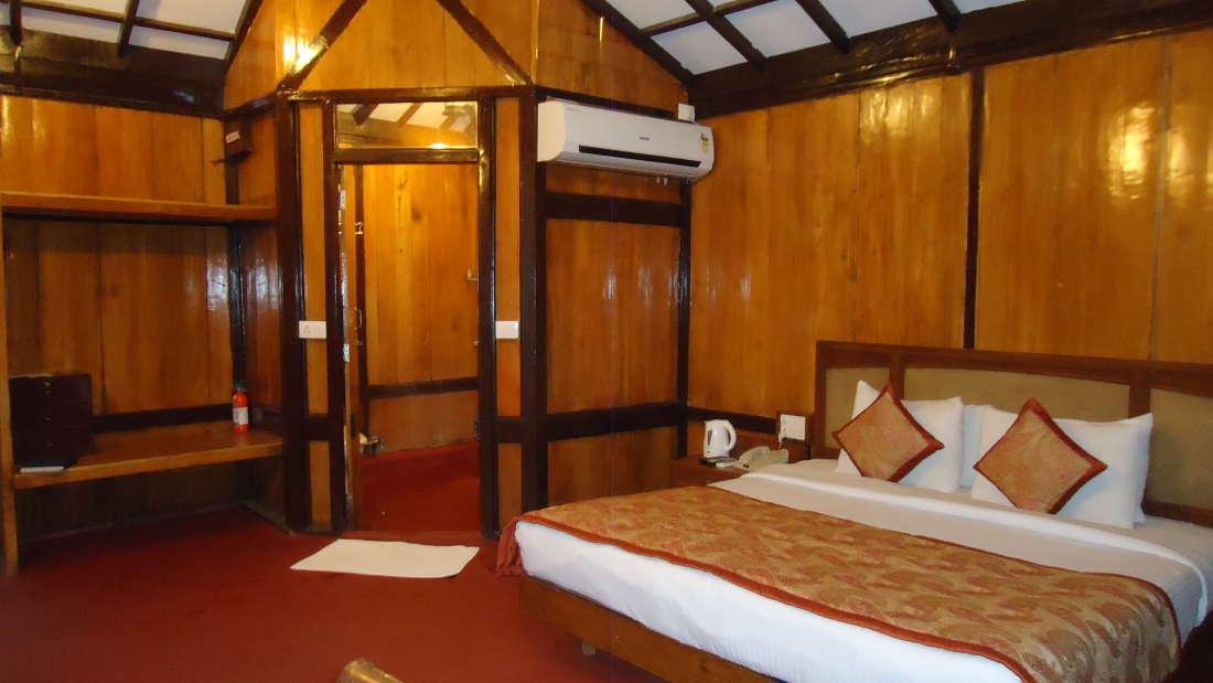 Neem Forest Cottage of  Fort Jadhavgadh Heritage Resort Hotel Pune