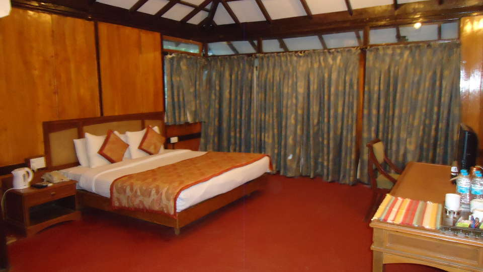 Neem Forest Cottage of  Fort Jadhavgadh Heritage Resort Hotel Pune