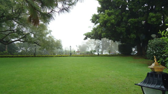 Party lawns at Gargee Surya Vhar Hotels and resorts, 4 star hotels in Aurangabad 2