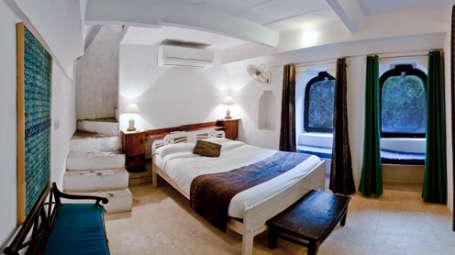 Hill Fort Kesroli Kesroli Naqqar Mahal Hotel Hill Fort Kesroli Alwar Rajasthan