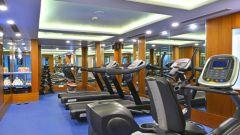 Gym Nirwana Hometel Jaipur