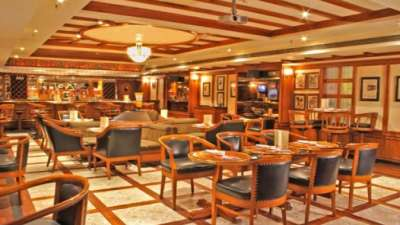Harry's The Pub at Aditya Park Hyderabad, best hyderabad hotels