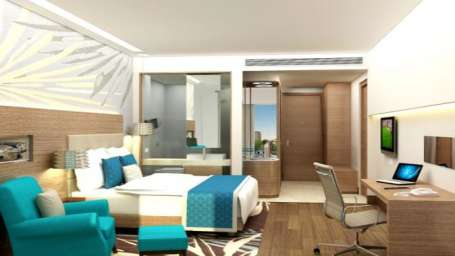 Room at Abu Sarovar Portico Chennai-Kilpauk, hotels in chennai 1