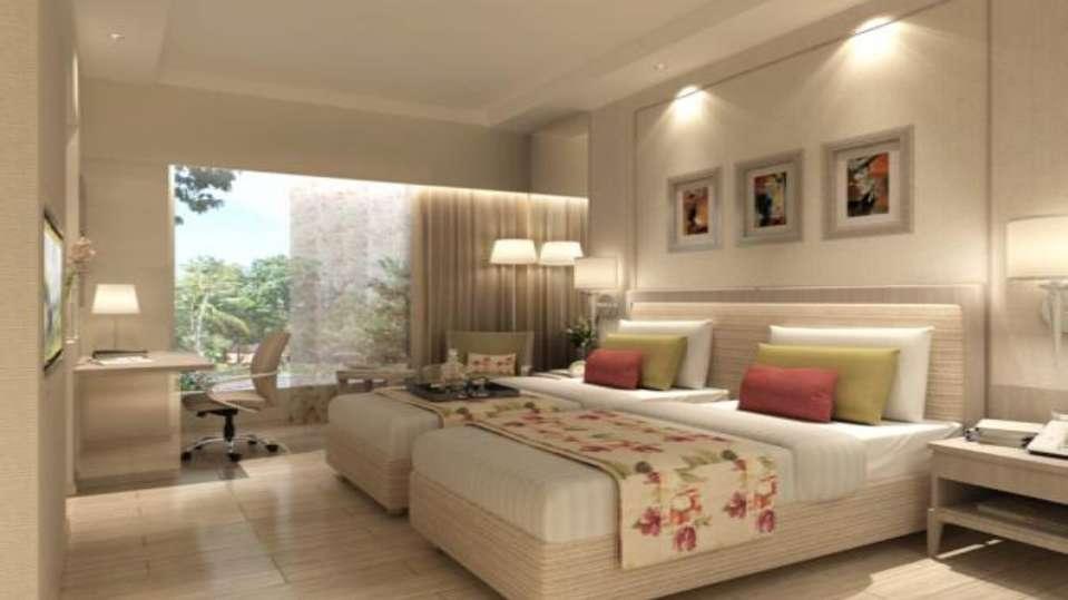 Deluxe Premium Rooms Efcee Sarovar Portico Bhavnagar