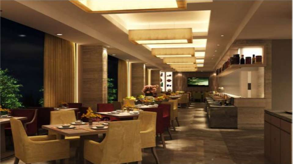 Restaurant Efcee Sarovar Portico Bhavnagar 3