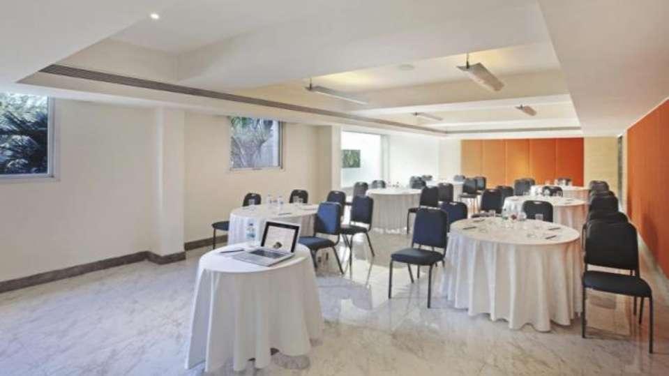Banquet1 at Radha Hometel Bangalore, resorts in bangalore