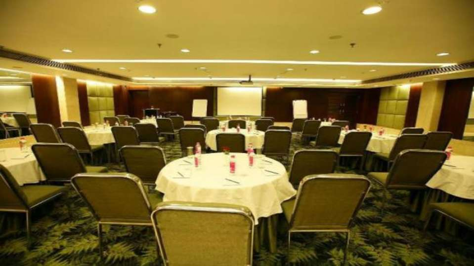 Conference Hall The Muse Sarovar Portico Nehru Place New-Delhi