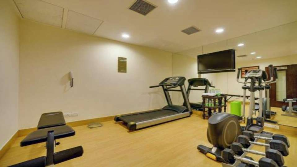 Gym The Muse Sarovar Portico Nehru Place New-Delhi