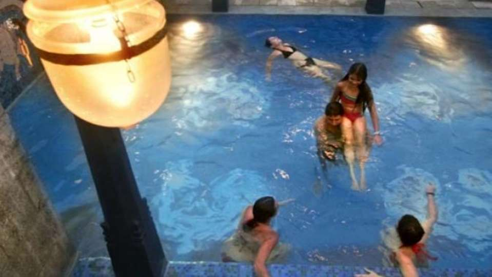Swimming Pool The Promenade Pondicherry