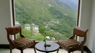 Orchids, The Royal Plaza Gangtok Hotel, best hotels in sikkim