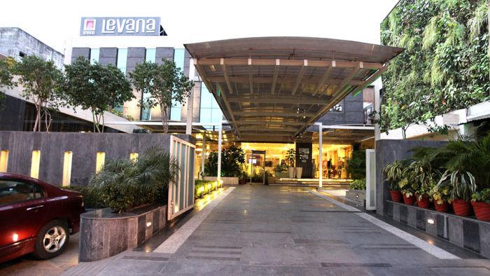 Levana Hotel Hazratganj Facade
