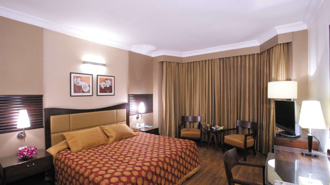 Executive Room at The Retreat Hotel and Convention Centre Madh Island Mumbai