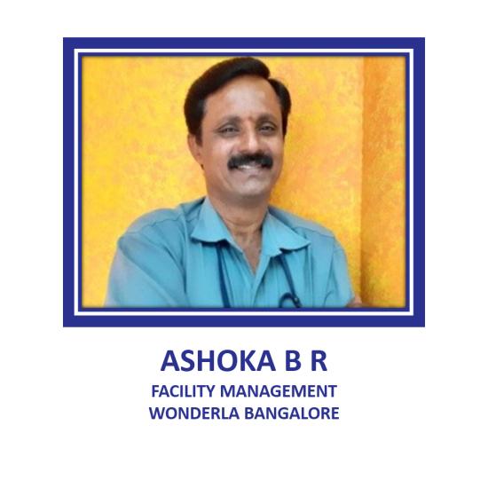 Ashoka B R