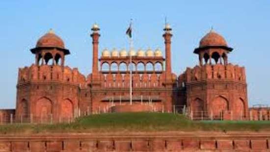 Red Fort Taurus Sarovar Portico New Delhi
