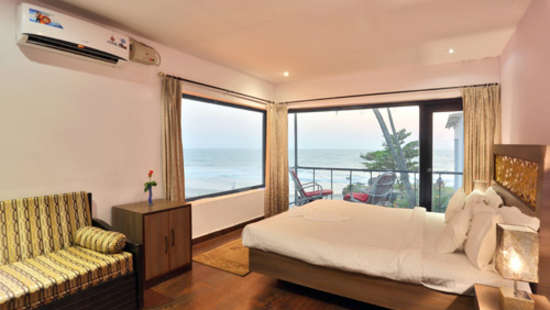Rococco Ashvem, Mandrem, Goa Goa Super Deluxe Room Rococco Ashvem Mandrem Goa 2