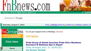 Pride FnB news 6-8-21