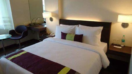 Execcutive Rooms in Rajkot, Marasa Sarovar Portico Rajkot, 5 star hotel in rajkot