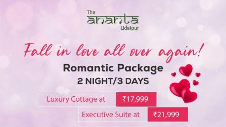 Udaipur Romantic Pkg 02 N