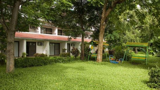 Lotus Riverside Resort, Silvassa Silvassa Lawn Lotus Riverside Resort Silvassa 1