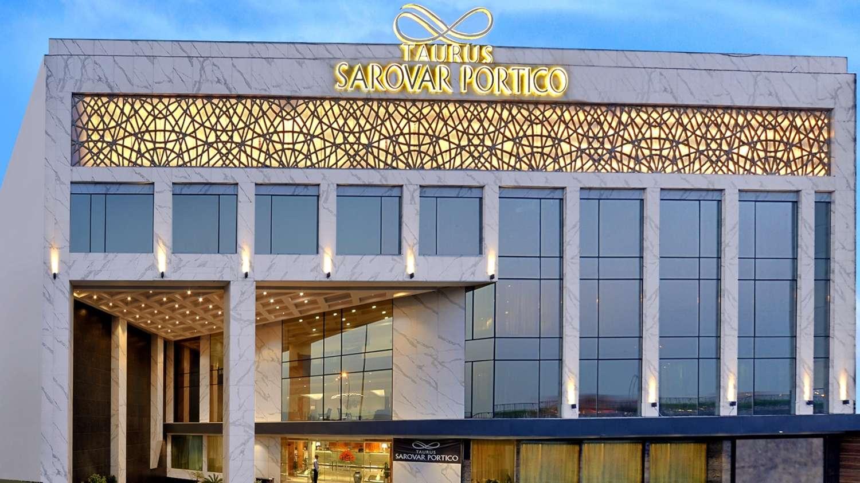 Taurus Sarovar Portico Hotels In Mahipalpur Delhi