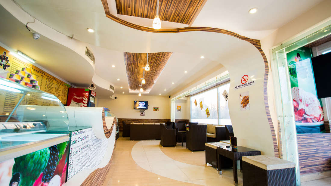 Coffee Shop at Hotel PR Residency Amritsar - Hotels in Amritsar