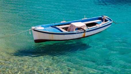 Koh Yao Beach Bungalows, Koh Yao Noi, Thailand Koh Yao blue-white-boat-1427799222aqB