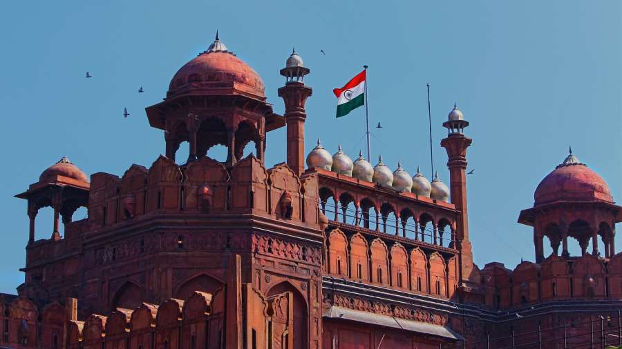red-fort-2254704 1920