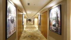 corridoor at Nataraj Sarovar Portico Jhansi, Best hotels in Jhansi 2