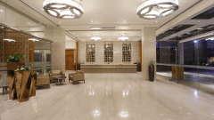 lobby at Nataraj Sarovar Portico Jhansi, business hotels in Jhansi zdvzdc