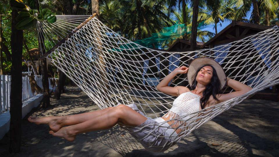 LaRiSa Beach Resort Goa - Near Morjim Beach 1