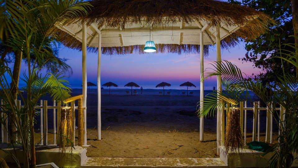 LaRiSa Beach Resort Goa - Near Morjim Beach 2