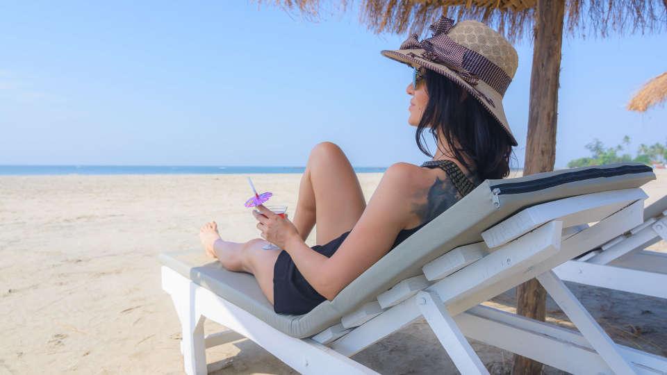 LaRiSa Beach Resort Goa - Near Morjim Beach 21