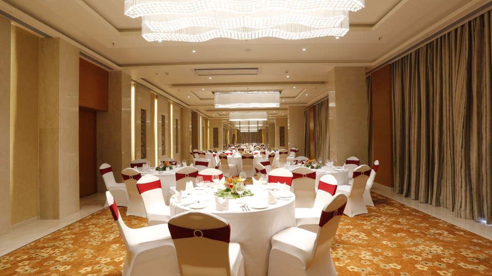 Banquet Halls in Jhansi at Natraj Sarovar Portico Jhansi, business hotel in jhansi 29