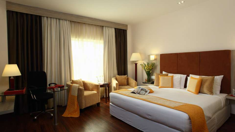 Rooms Nidhivan Sarovar Portico Vrindavan 3