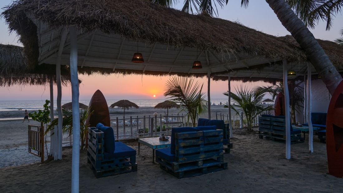 Trip Resto Bar at LaRiSa Beach Resort in Goa 2