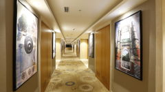 corridoor at Nataraj Sarovar Portico Jhansi, Best hotels in Jhansi 2