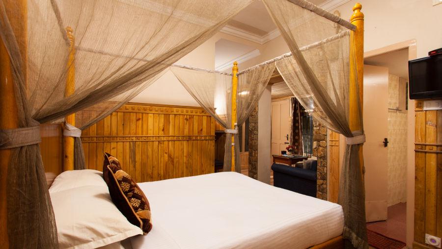 Double Room Pine Borough Inn Kodaikanal Resort 2 mvc8jd
