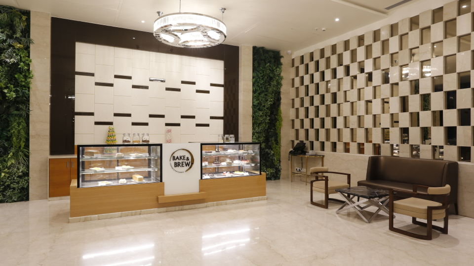 Bakery in Jhansi, Natraj Sarovar Portico Jhansi, best hotels in jhansi 1