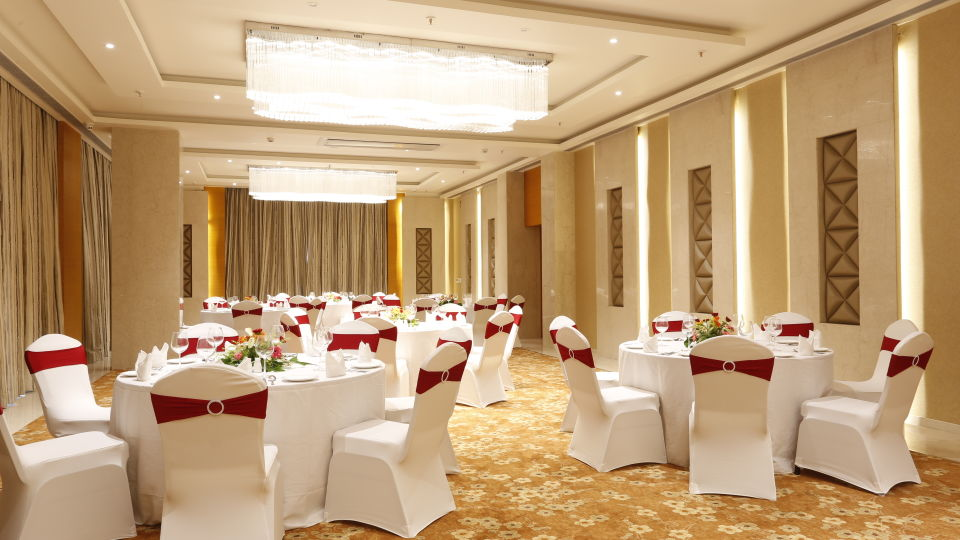 Banquet Halls in Jhansi at Natraj Sarovar Portico Jhansi, business hotel in jhansi 25