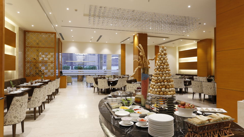 Best Restaurants in Jhansi, Restaurant Nataraj Sarovar Portico Jhansi 13