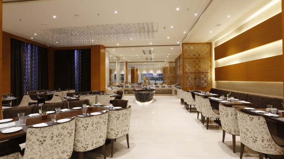 Best Restaurants in Jhansi, Restaurant Nataraj Sarovar Portico Jhansi 8