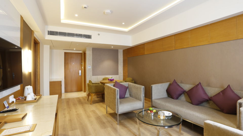 Suite in Jhansi, Executive Suite at Nataraj Sarovar Portico Jhansi, business hotel in Jhansi 7